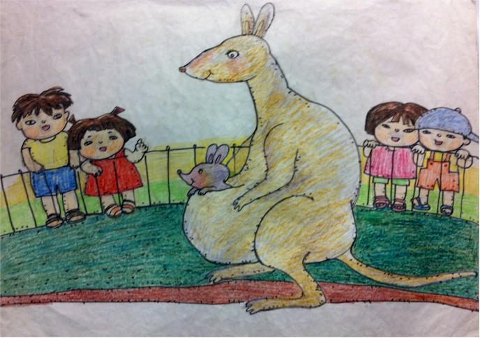 课程内容:儿童画,彩铅画,儿童画创作,蜡笔画,国画,水粉